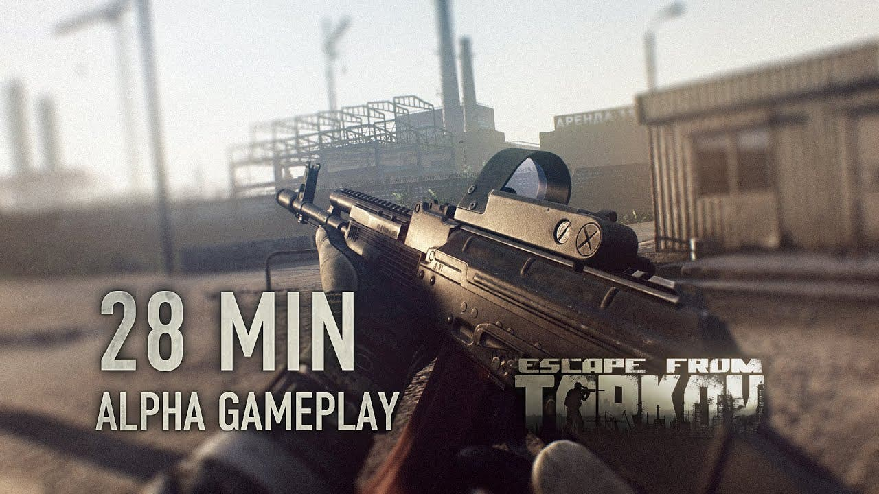 watch 28 minutes of gameplay for