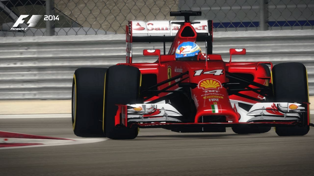 watch the bahrain hot lap in f1