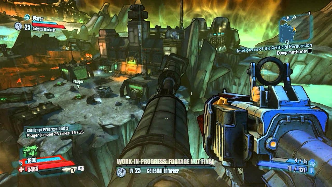 watch this borderlands the pre s
