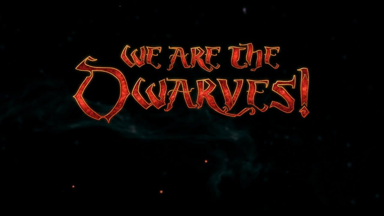 we are the dwarves is a unique r