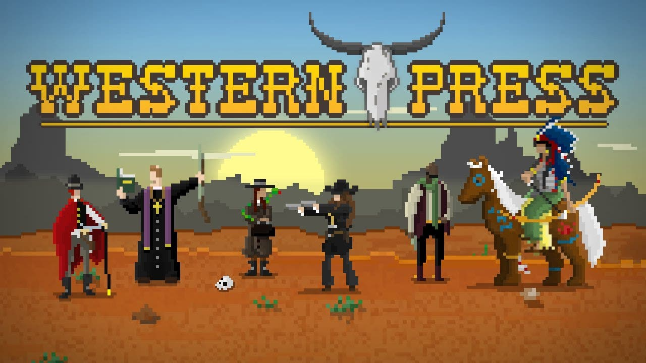 western press launches onto pc t