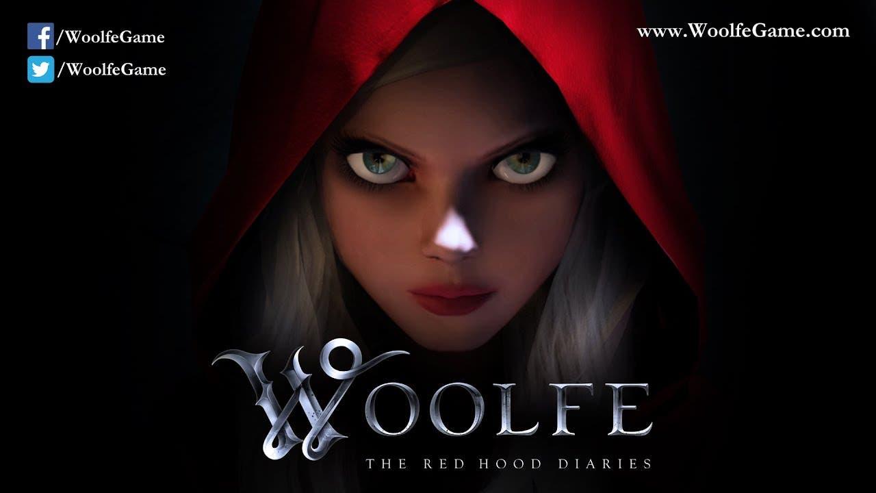 woolfe the red hood diaries take