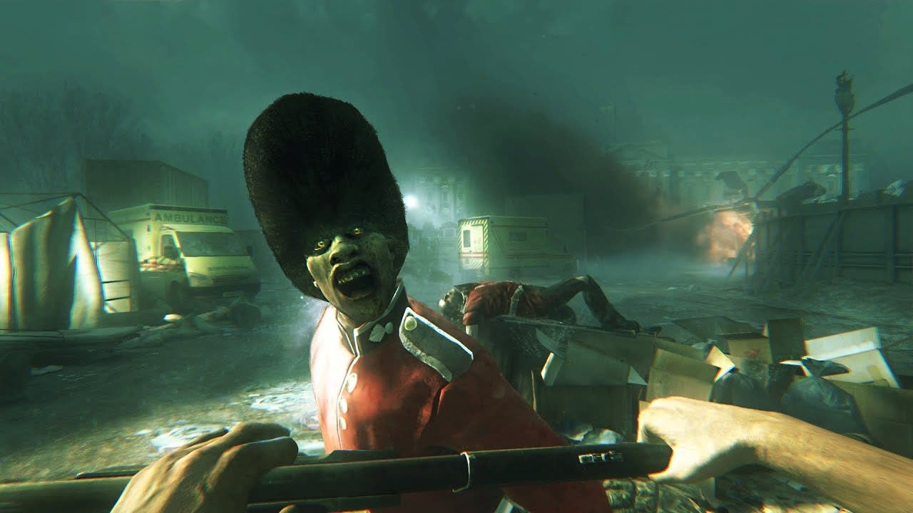 zombi is now available on pc ps4