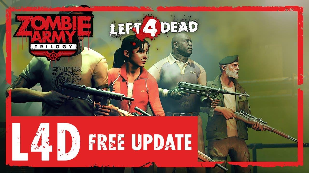 zombie army trilogy gets an inje