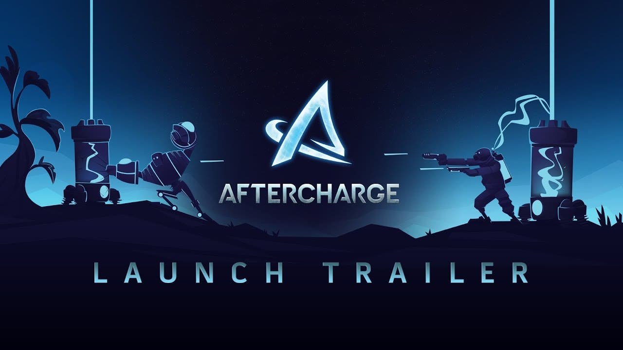 aftercharge releases on steam an