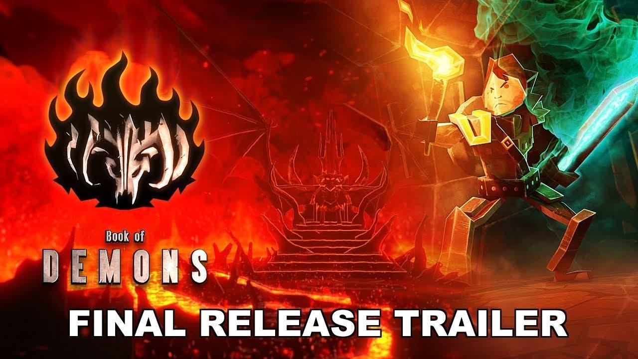 book of demons version 1 0 is av