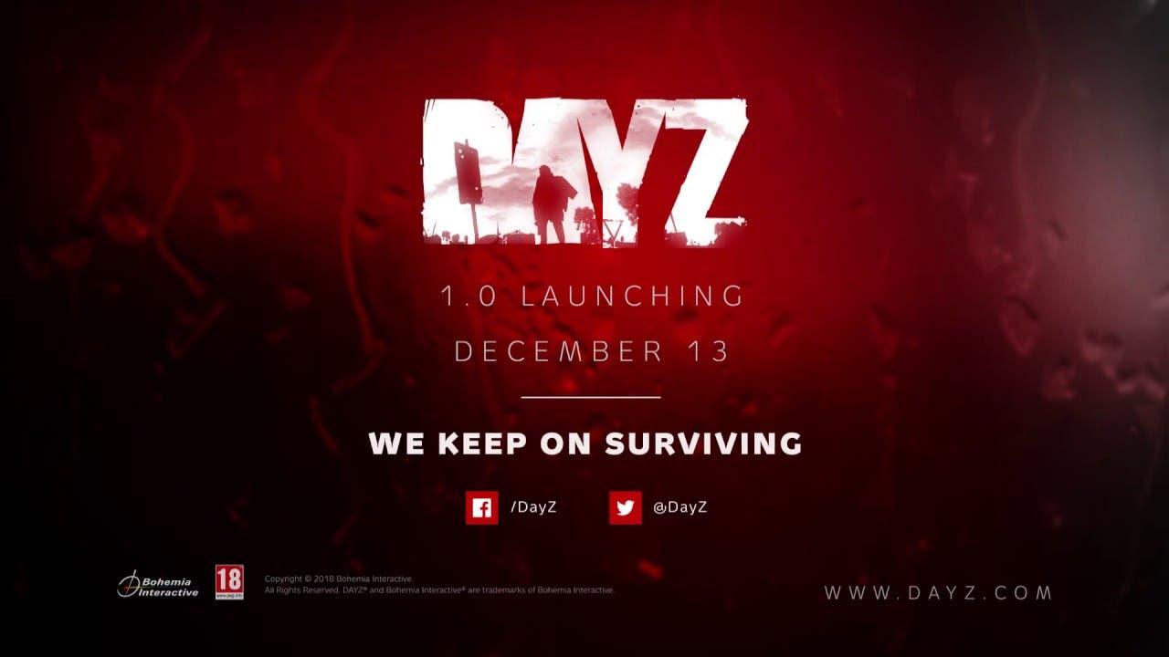dayz releasing in full onto stea