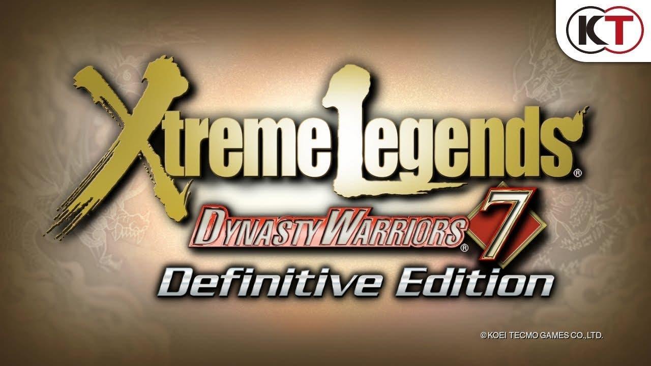 dynasty warriors 7 xtreme legend