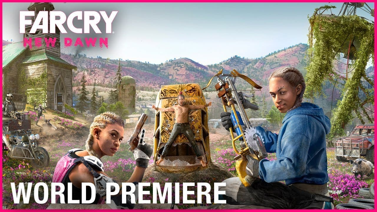 far cry new dawn revealed at the