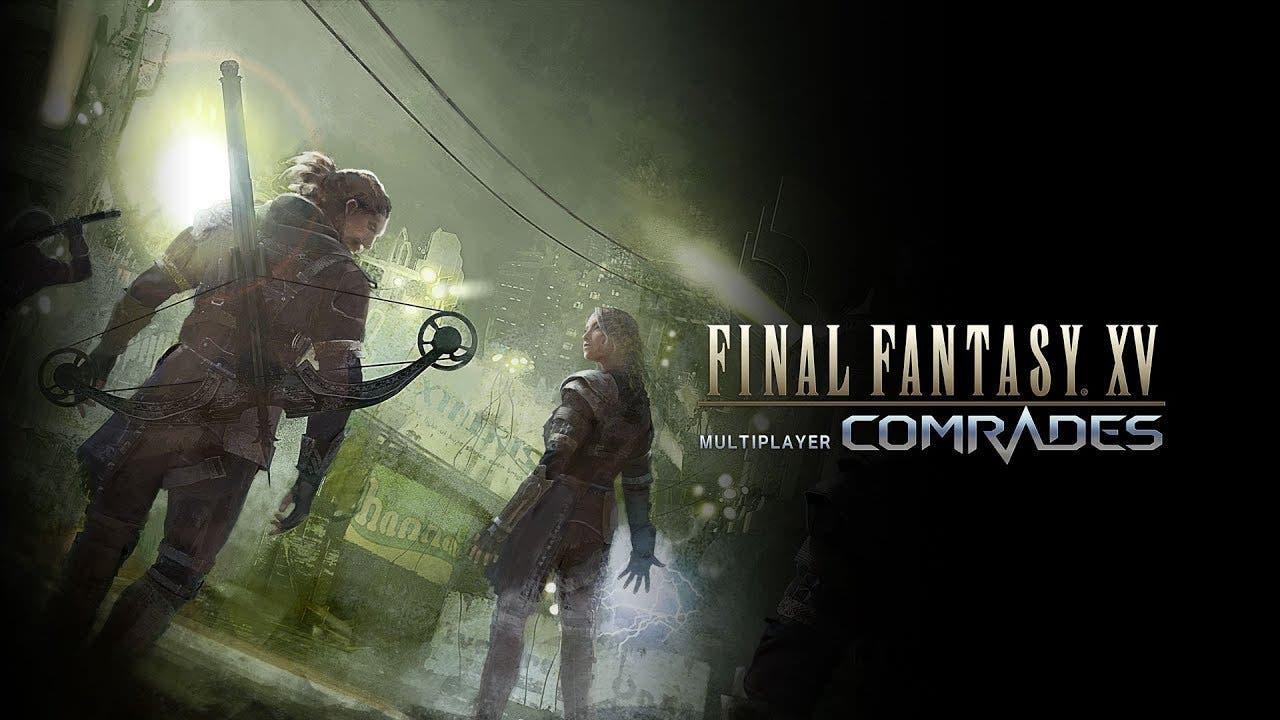 final fantasy xv multiplayer com