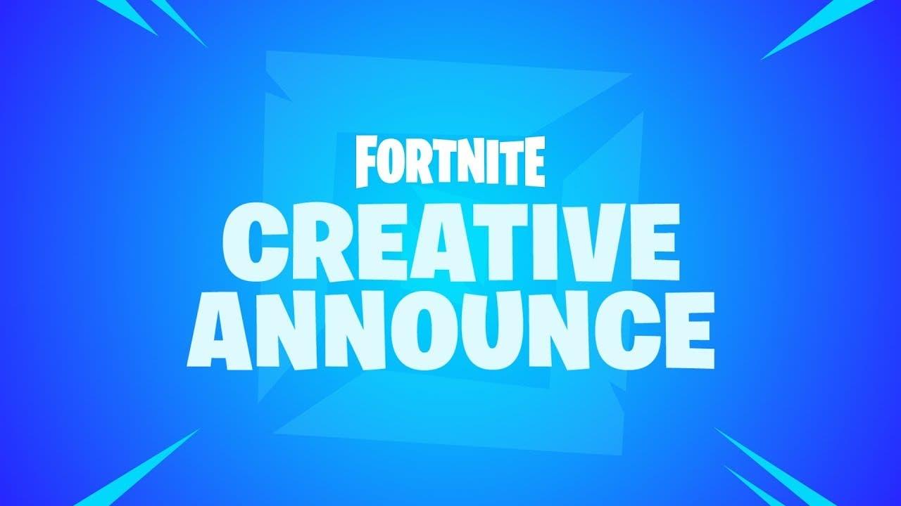 fortnite creative announced allo