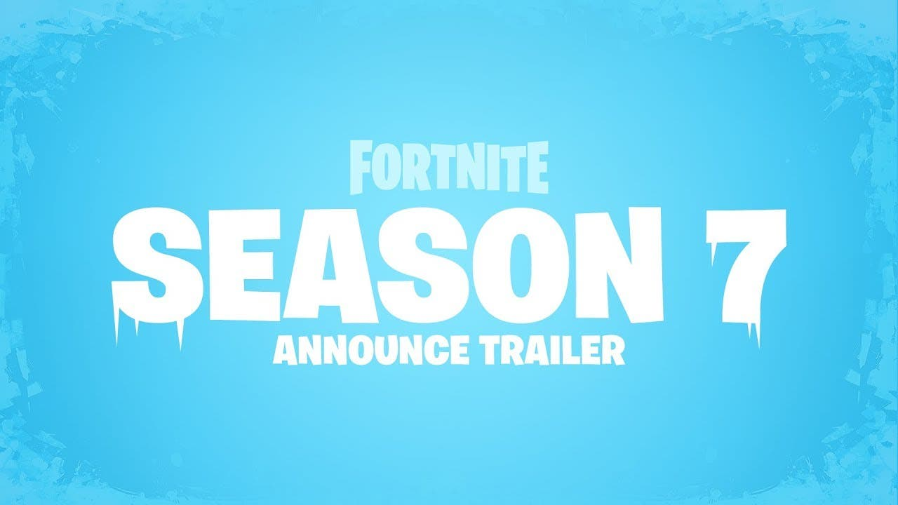 fortnite starts season 7 with a