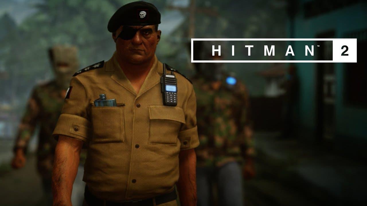 hitman 2 begins elusive target 2