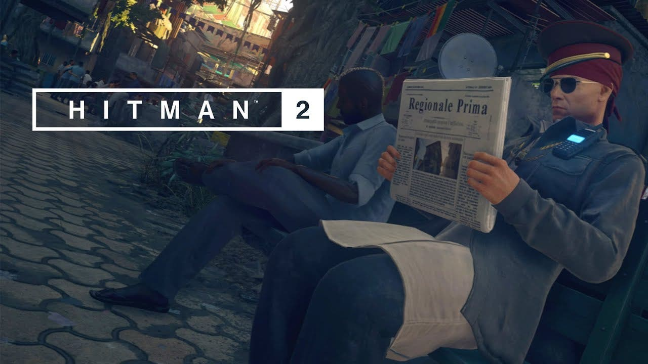 hitman 2 upcoming events detaile