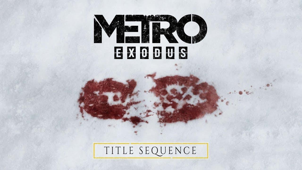 metro exodus release date set fo