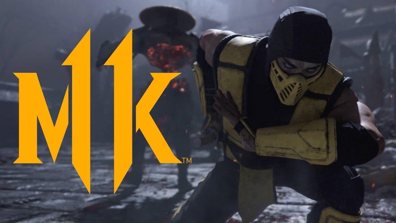 mortal kombat 11 announced at th