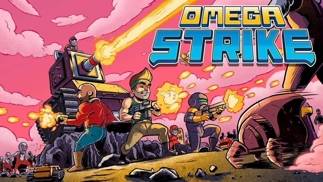 omega strike jumps onto nintendo