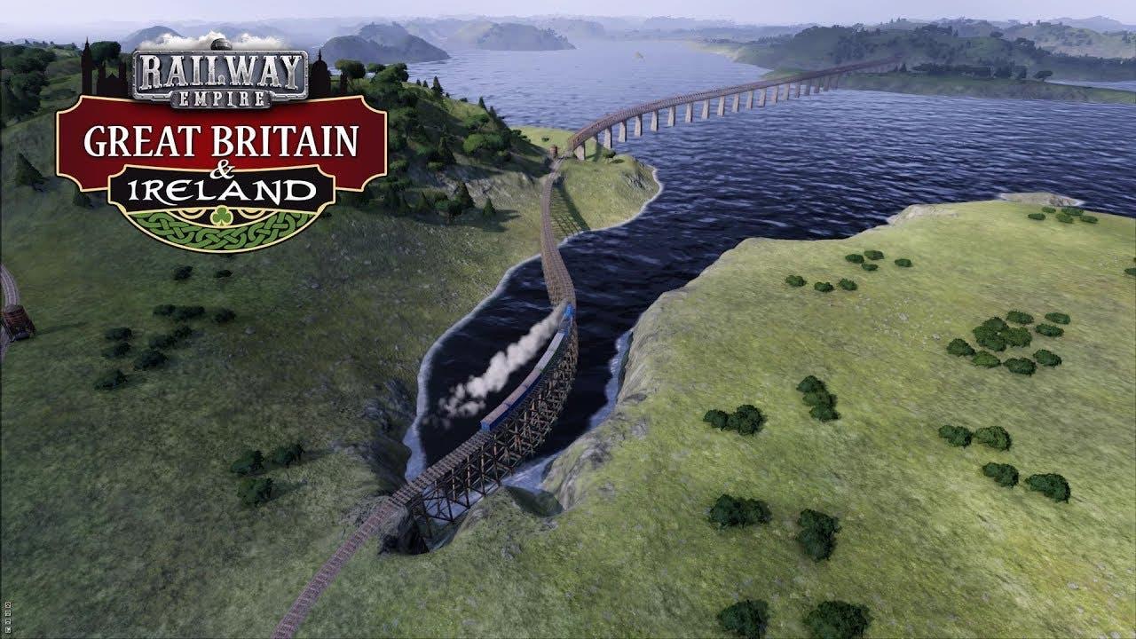 railway empire dlc great britain