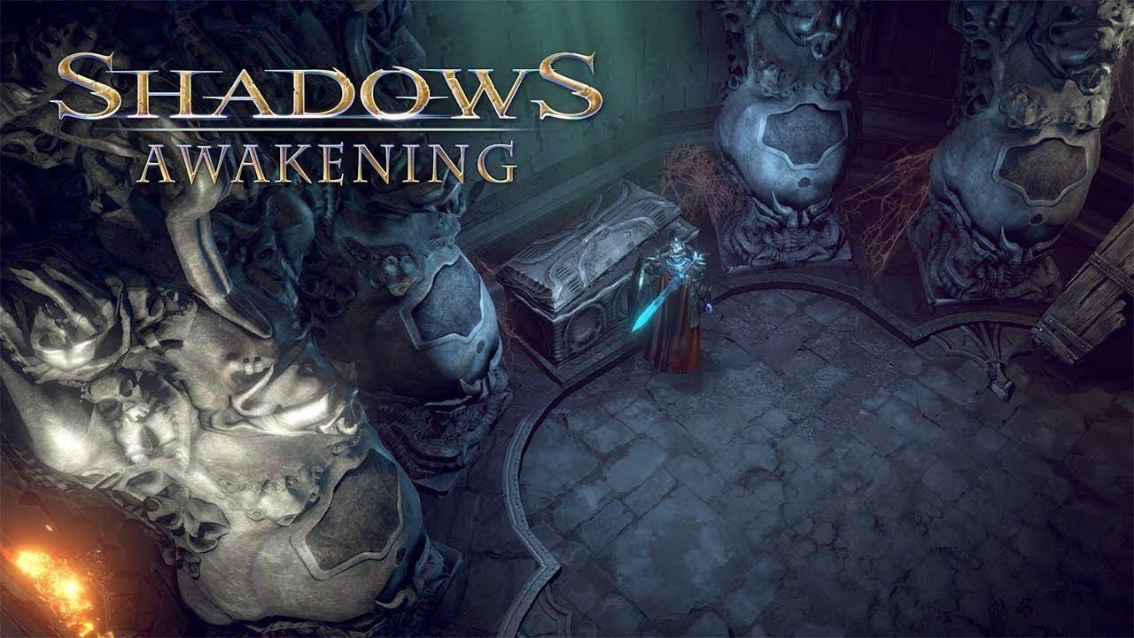 shadows awakening dlc necrophage
