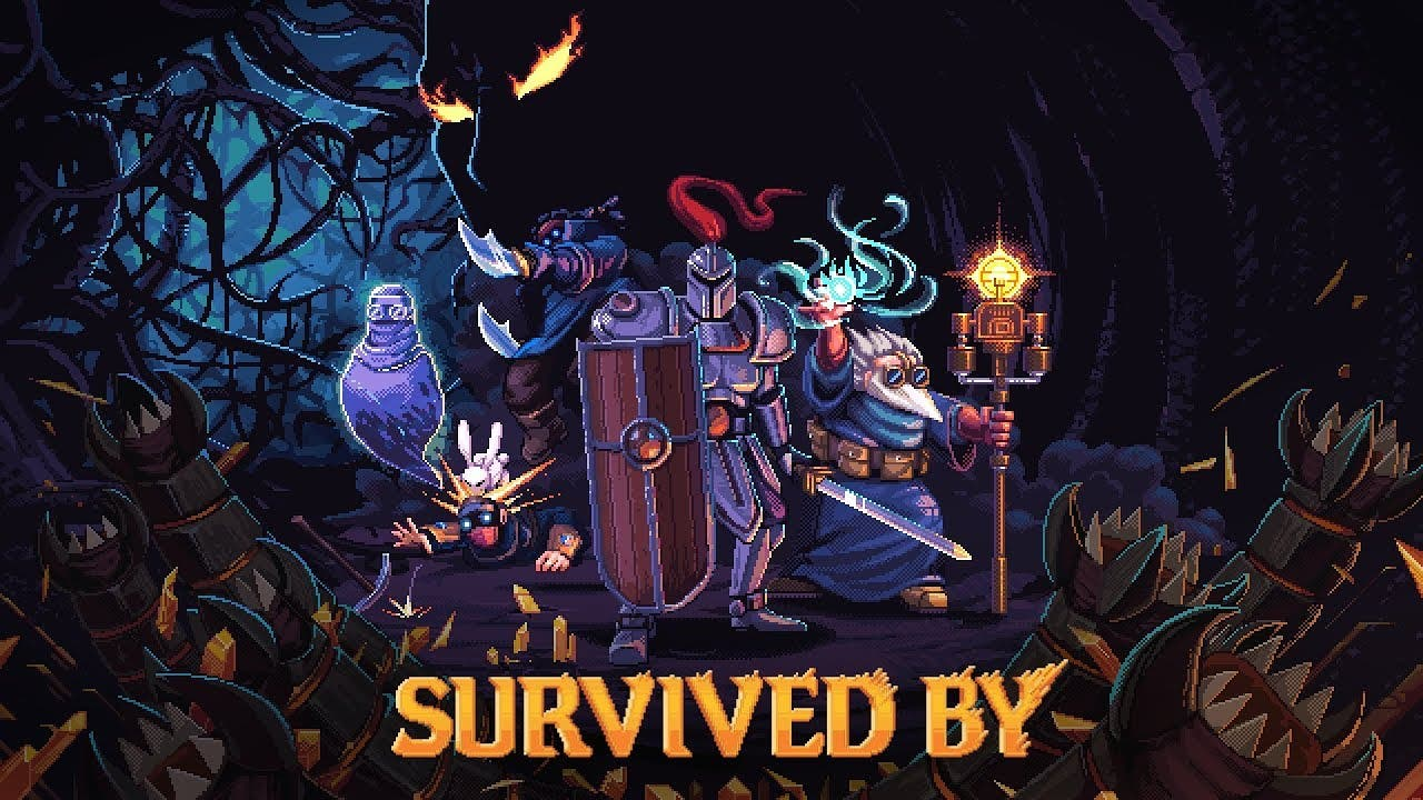 survived by released during the