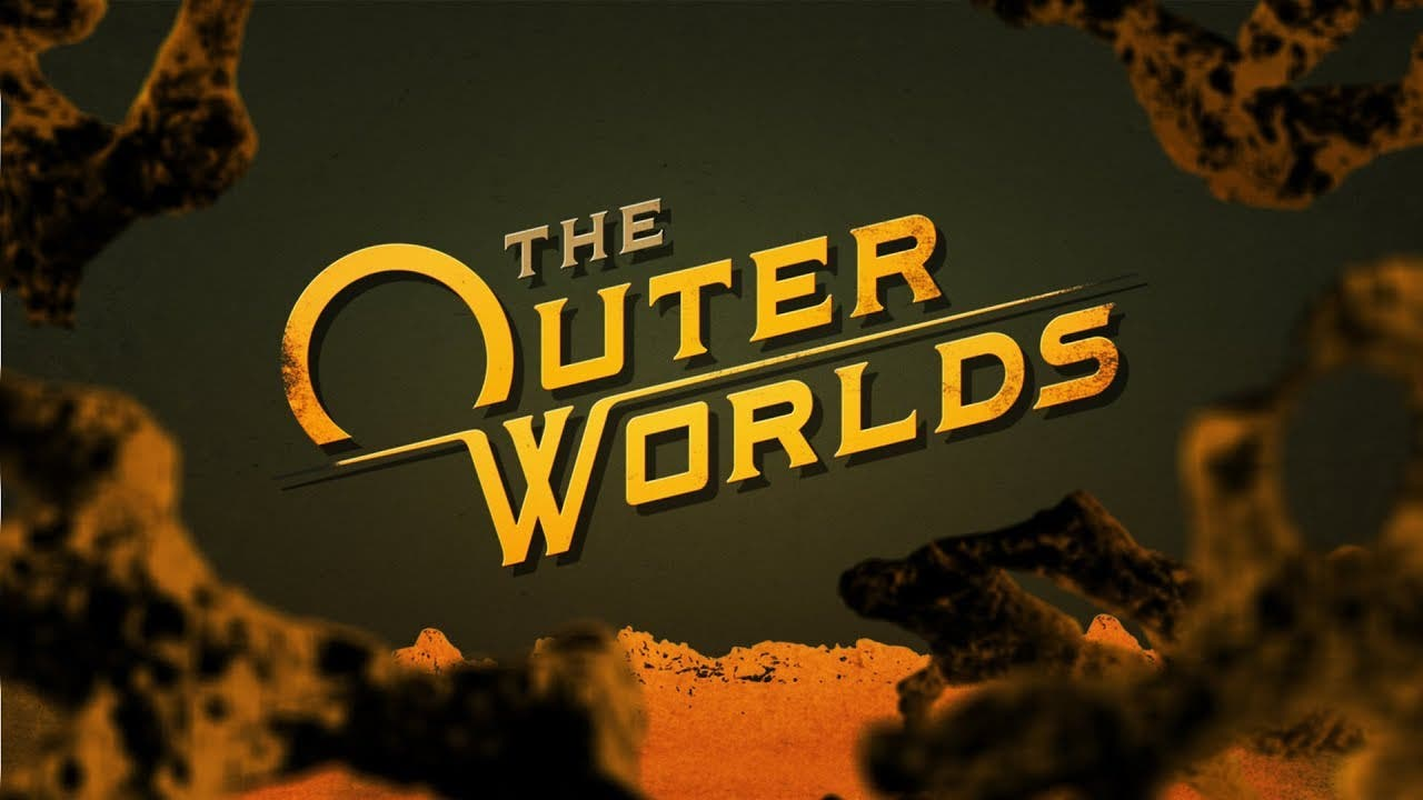 the outer worlds announced at th