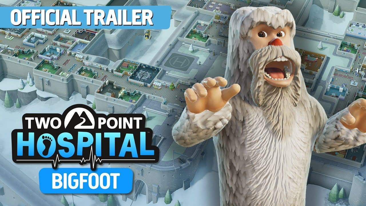 two point hospital has some big