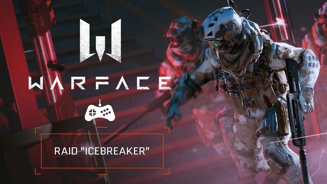 warface icebreaker update brings