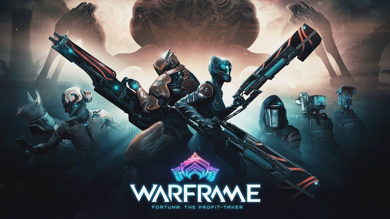 warframes fortuna the profit tak