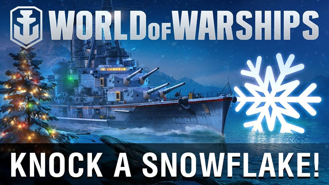 world of warships celebrates the