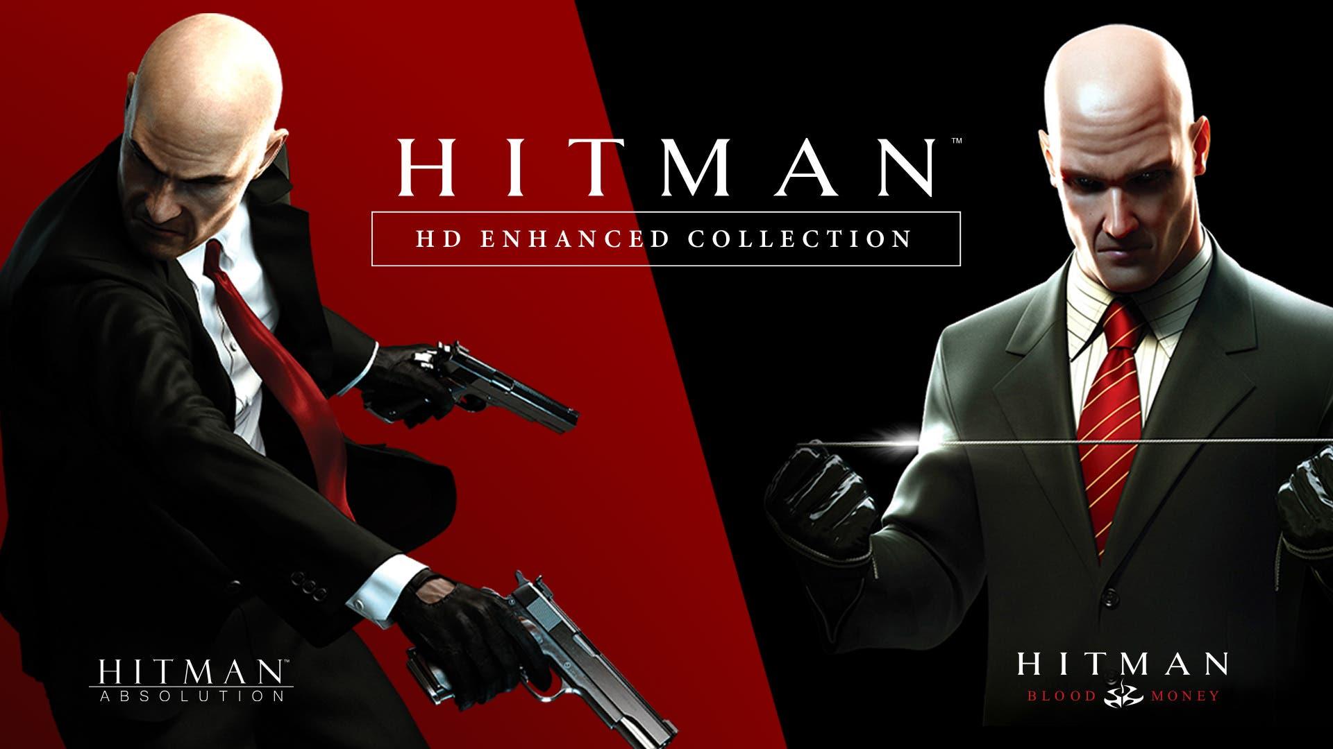 Hitman HD Enhanced Collection Key Art 1546550599