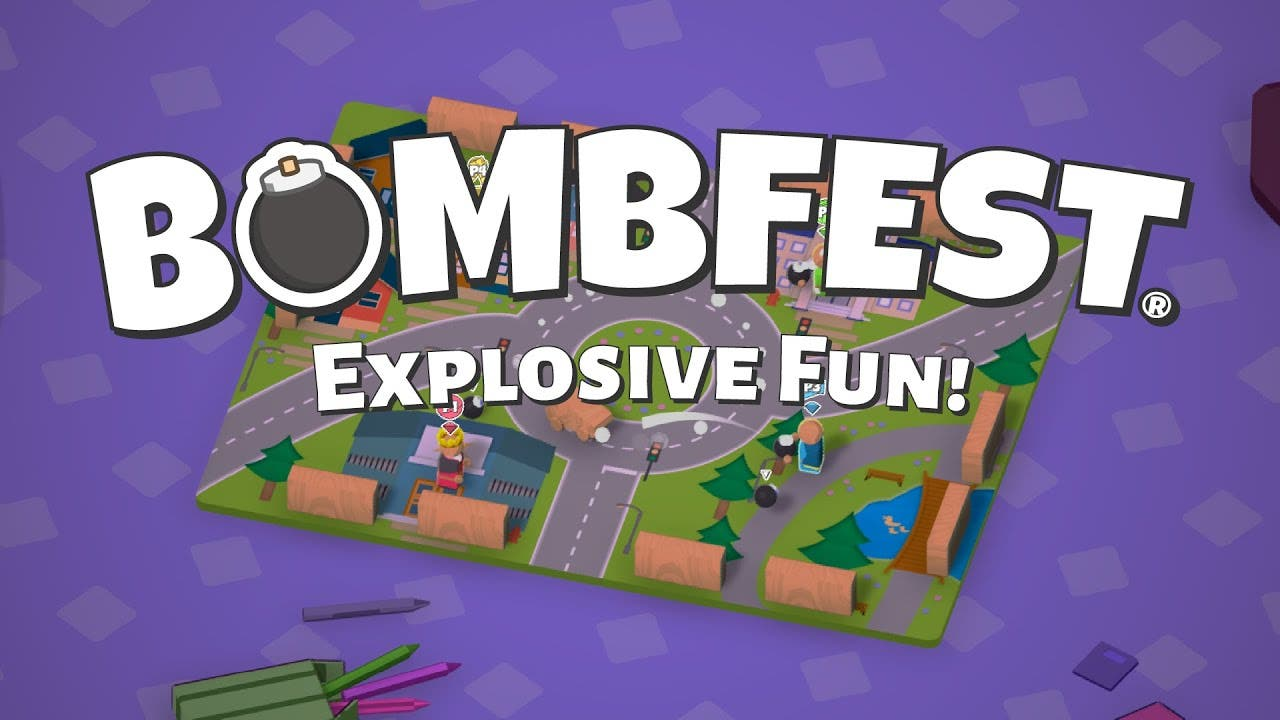 bombfest an explosive party game