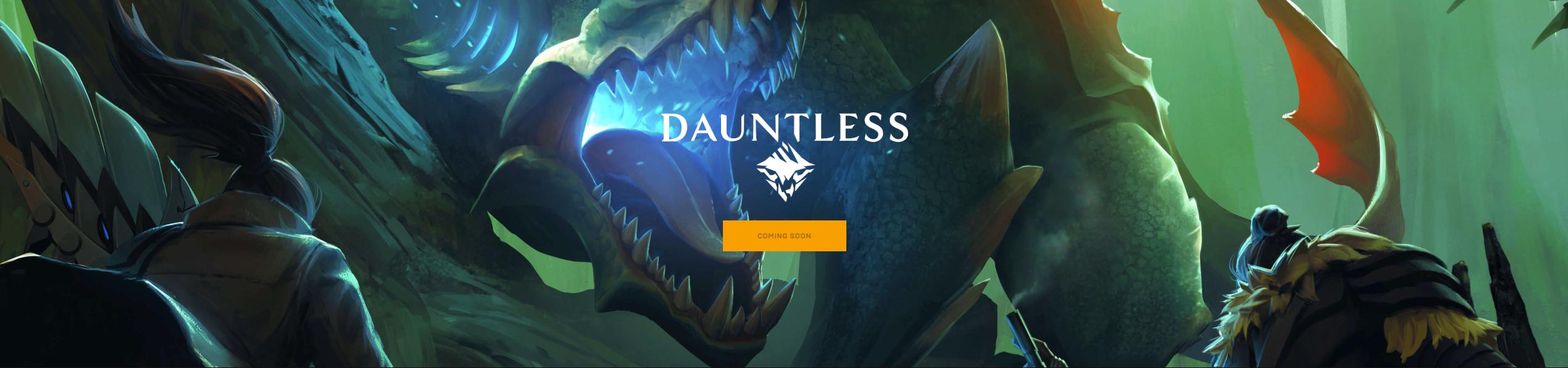 dauntless egs