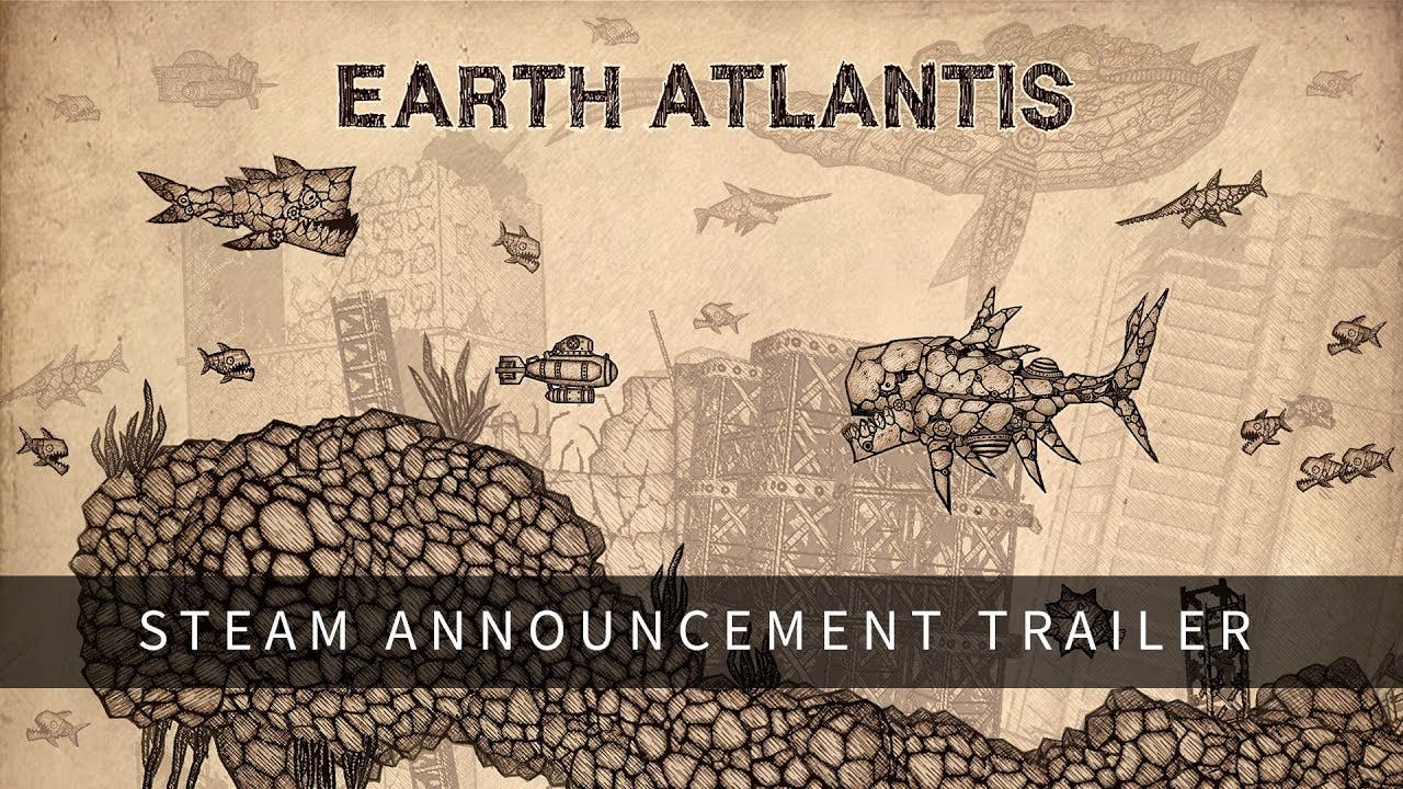 earth atlantis the cataclysmic c