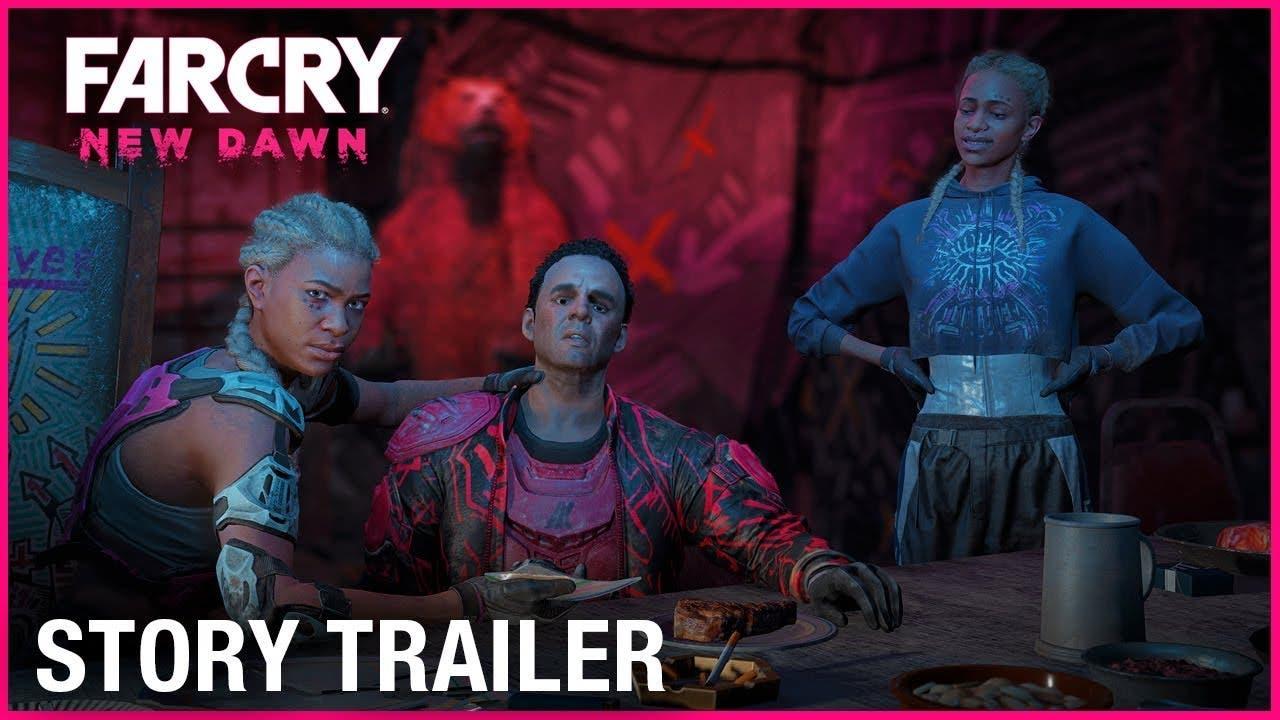 far cry new dawn story trailer g