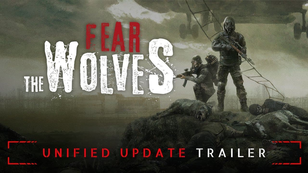 fear the wolves receives massive
