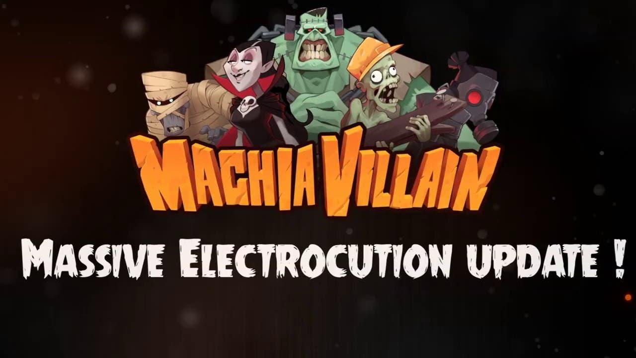 machiavillain receives massive e