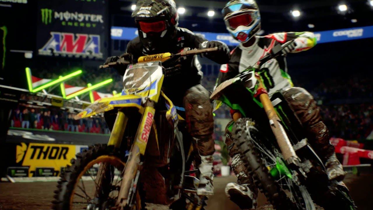 monster energy supercross 2 the
