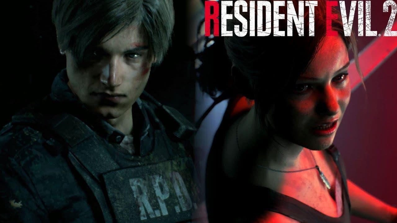 resident evil 2 the reimagined h