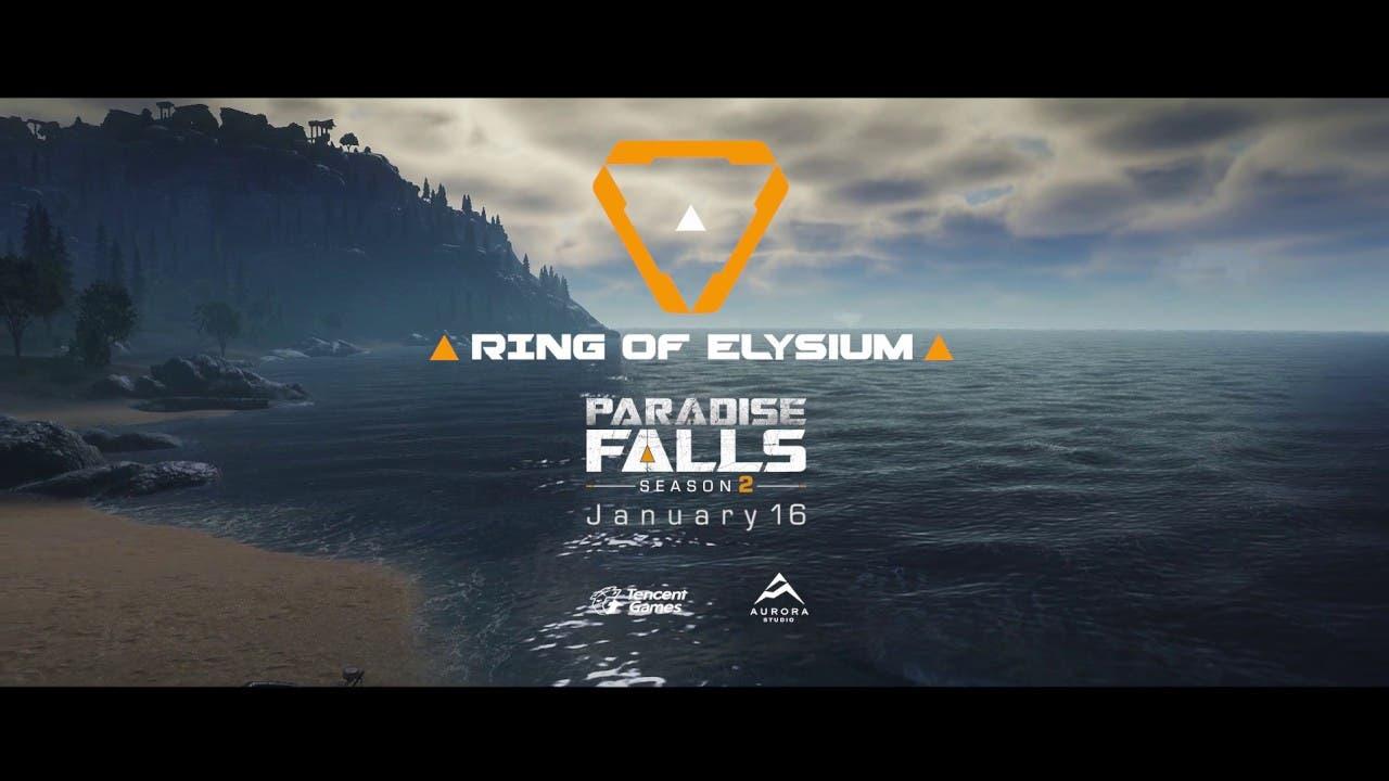 ring of elysium starts adventure
