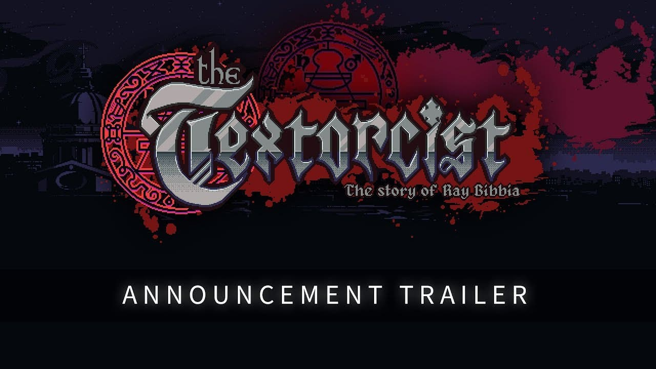 the textorcist comes to steam on