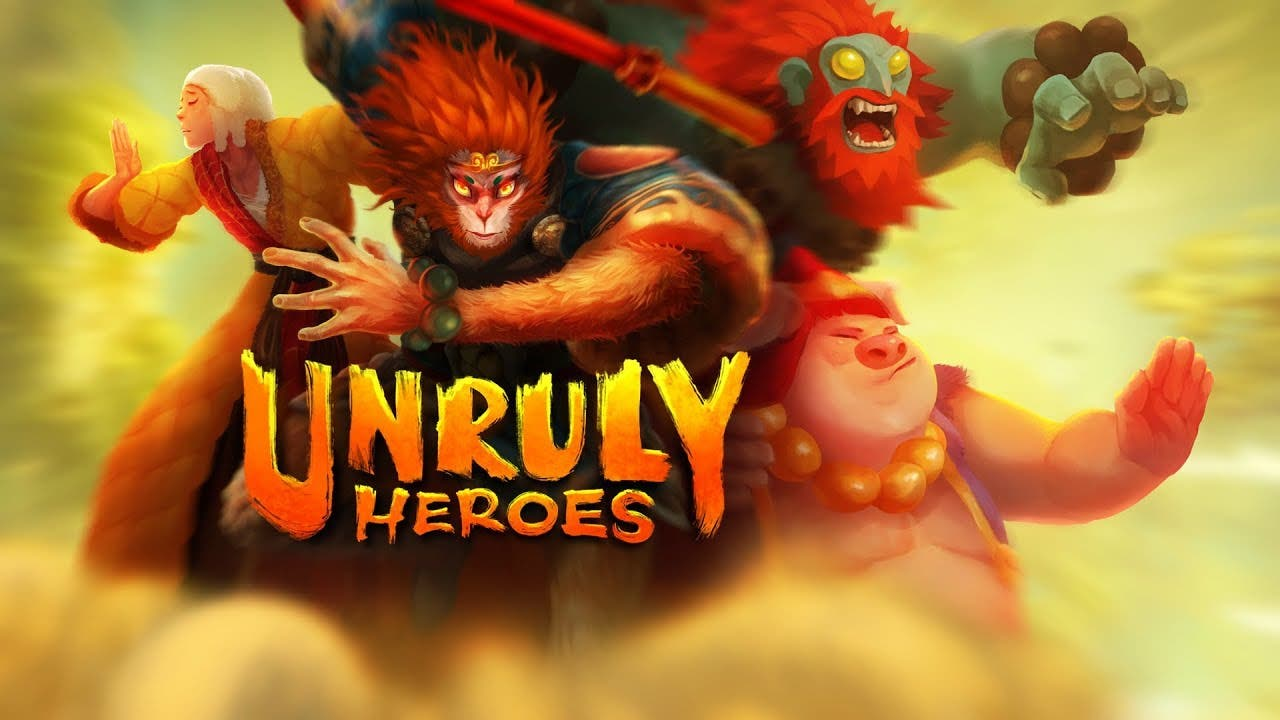 unruly heroes from magic design
