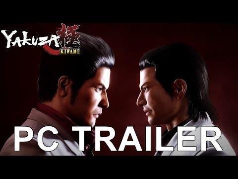 yakuza kiwami is coming to steam