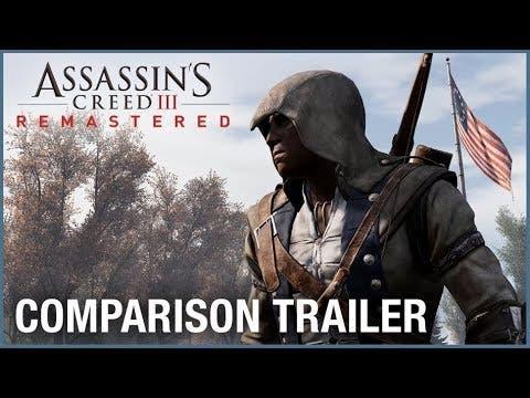 assassins creed iii remastered l