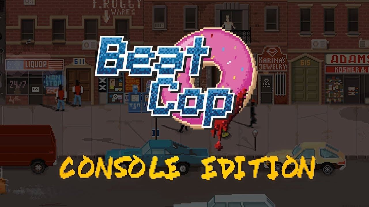 beat cop console edition the 80s
