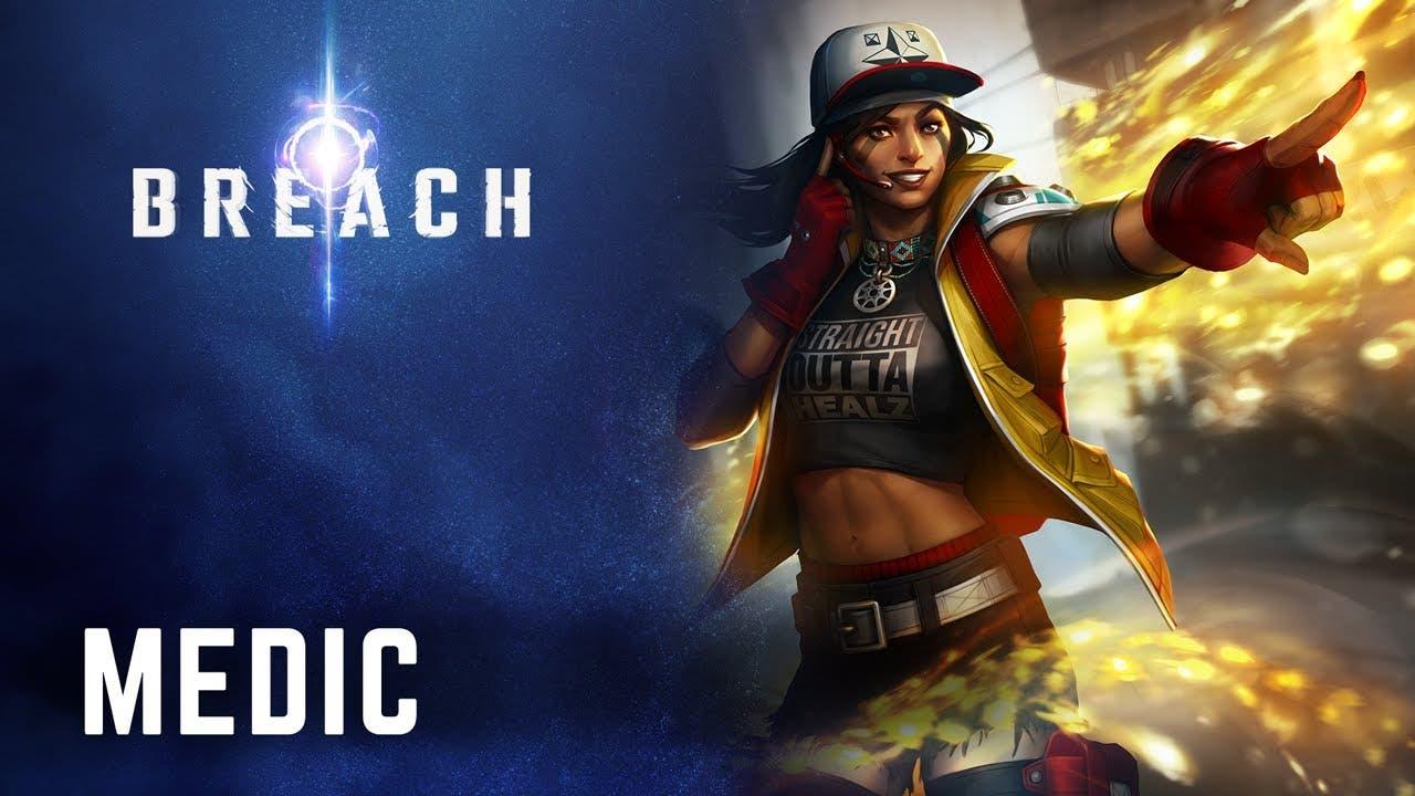 breach receives its first monthl