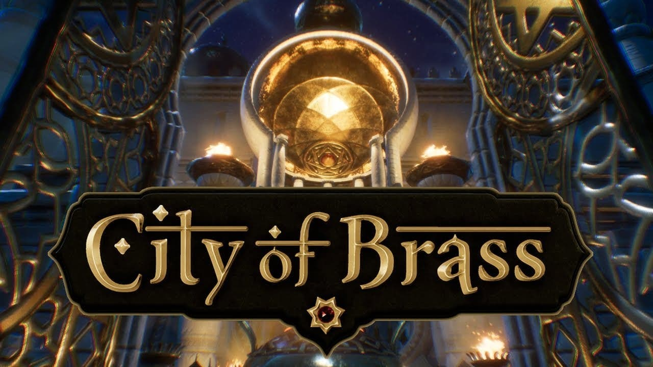 city of brass from uppercut game