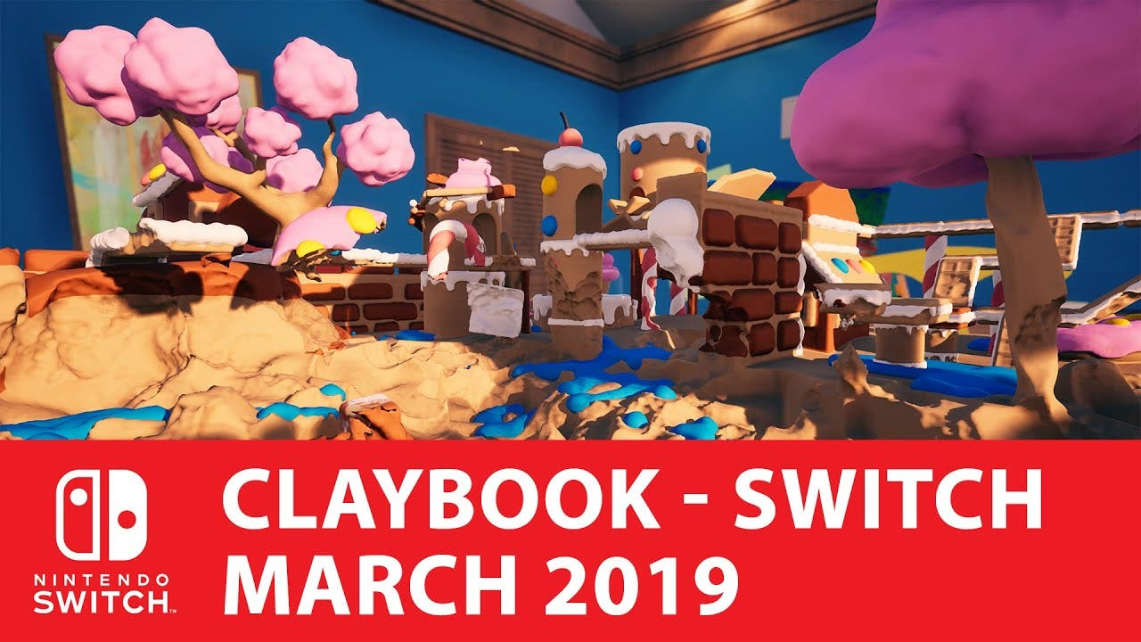claybook from developer second o