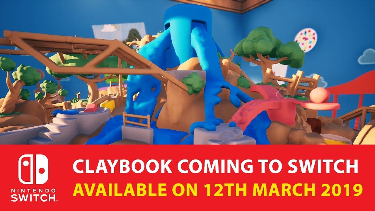 claybook trailer shows how youll