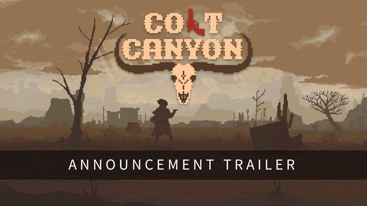 colt canyon a 2d wild west pixel
