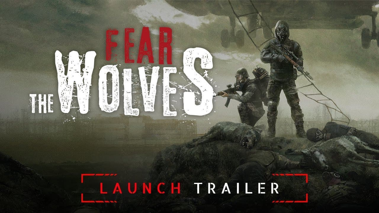 fear the wolves the radioactive